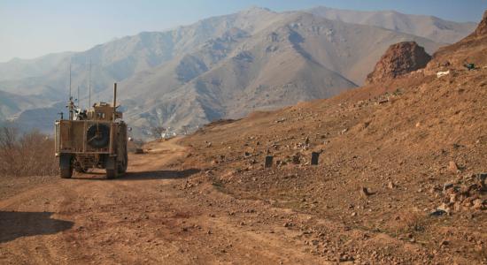 Petra Procházková: Nejen Afghánistán