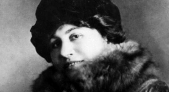 Ema Destinnová - 140. výročí narození
