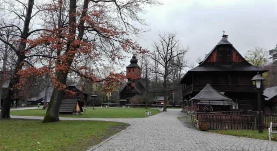 Valašské muzeum v přírodě v Rožnově pod Radhoštěm