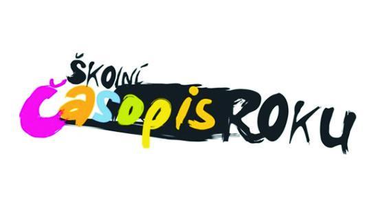 Školní časopis roku - logo akce