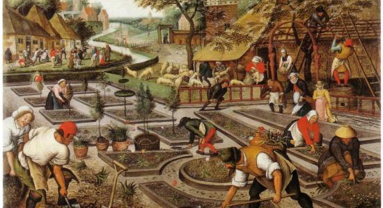 Kouzlo středověku a renesance v našich zahradách