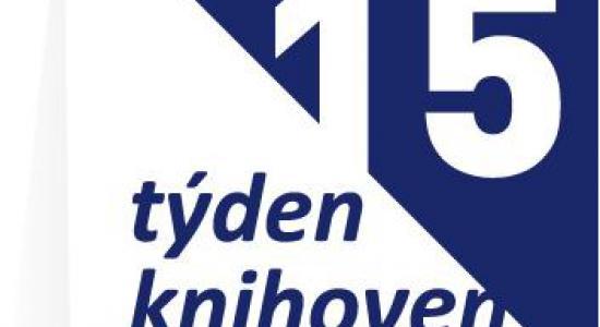 Logo Týdne knihoven 2015