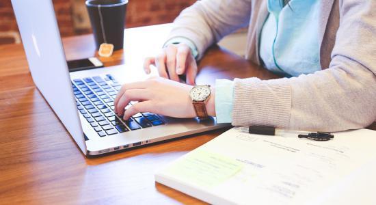 Základy práce s textem na počítači