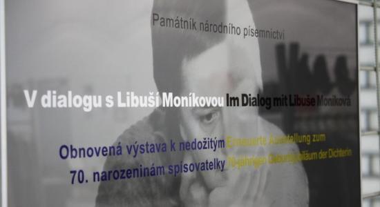 V dialogu s Libuší Moníkovou