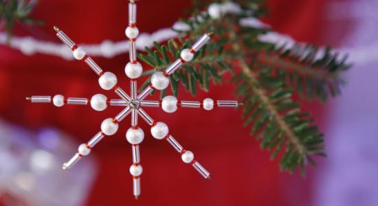 Vánoční dílna