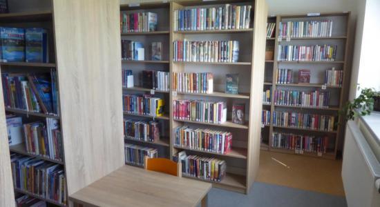 Ve Štípě se otevře nová knihovna